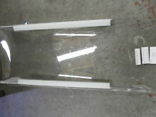 7241839903 241839903 ELECTROLUX REFRIGERATOR GLASS SHELF