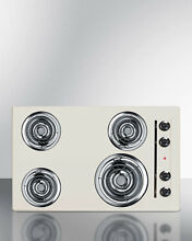 Summit Appliance Summit 30  Electric Cooktop with 4 Burners