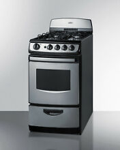 Summit Appliance Summit 20  Free standing Gas Range