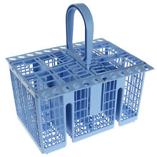 Hotpoint Indesit DIF04UK DIF04UK R Dishwasher Cutlery Basket Light Blue Genuine
