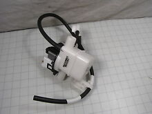LG AHA74453902 Clothes Washer Drain Pump Assembly NEW
