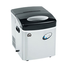 Igloo ICE115 SS Extra Large Ice Maker Stainless Steel