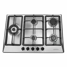 Ancona Elite 30  Gas Cooktop with 5 Burners