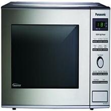 Small Appliances Count Panasonic Nn Sd372s Stainless 950W 0 8 Cu Ft Ertop Micr