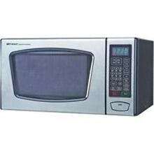 Emerson MW8991SB 900 Watt Countertop Stainless Steel Microwave Oven