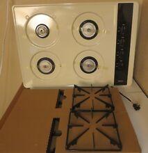 NEW Frigidaire Built In Sealed Burner Enamel Gas Cooktop  Stove Top GB135FL 2