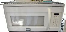FRIGIDAIRE FGMV153CLW 1 5CUBIC FT  MICROWAVE OVER THE RANGE 14018 1