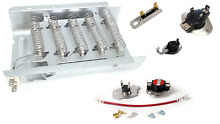 Dryer Heating Element   Thermostat Kit for 279838 279816 3392519 3387134 3977767