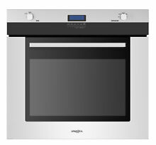 Ancona Elite 30  Self Cleaning Convection Gas Single Wall Oven