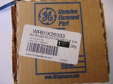 Refrigerator Fresh Food Fan  GE WR60X26033 Evaporator NEW GE RENEWAL PART SEE