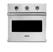 Viking 5 Series Pro Convection 30in Electric Single Oven   VSOE530SS
