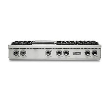Viking Pro 5 Series 48  Gas Rangetop with 6 Burners and Griddle   VRT5486GSS