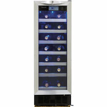 Danby 36 Bottle Silhouette Single Zone Built In Wine Cooler