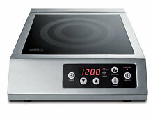 Summit Appliance Summit Commercial Portable 13  Induction Cooktop