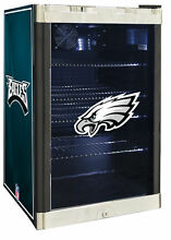 Glaros NFL 4 6 cu  ft  Beverage center Philadelphia Eagles