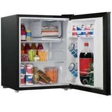Mini Fridge Refrigerator With Small Freezer for Room Office Compact 2 7CuCooler