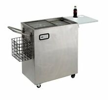 Avanti OBC251SS Orc2519ss Steel Outdoor Beverage Cooler Portable 2 5