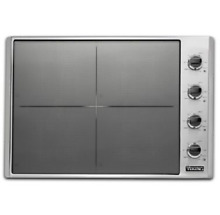 Viking Professional 5 Series 30  All Induction Cooktop   VICU53014BST