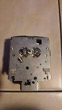 GE WASHER TIMER SWITCH WH12X10152 131802100 131802100E