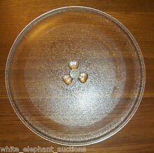10  MAGIC CHEF  OSTER MICROWAVE REPLACEMENT GLASS TURNTABLE PLATE