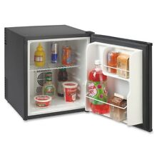 Avanti Products 1 7 cu  ft  Compact Refrigerator Black