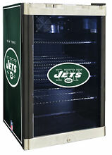 Glaros NFL 4 6 cu  ft  Beverage center New York Jets