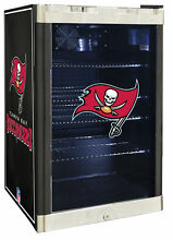 Glaros NFL 4 6 cu  ft  Beverage center Tampa Bay Buccaneers