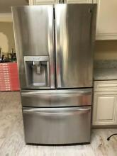 Kenmore Elite 72483 29 9 cu  ft  4 Door Bottom Freezer Refrigerator w Dispenser