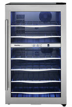 Danby 38 Bottle Freestanding Wine Cooler