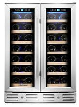 Kalamera Wine Cooler   Fit Perfectly into 24 inch Space Under Counter or