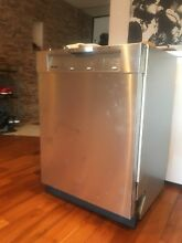 Miele G2150SCSS  Diamante Series 24  Built In Full Console Dishwasher