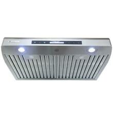 XtremeAir Pro X Series 900 CFM With Baffle Filters Under Cabinet hood   30 in