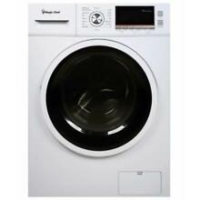 Magic Chef MCSCWC20W3 2 0 Cu Ft Ventless Washer Dryer Combo