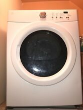 Used electric clothes dryer