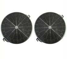 Lot of 2 OEM Replacement AKDY Range Hood Carbon Filter Ductless Ventless CF0003