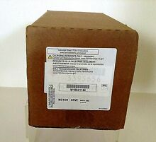 Motor Whirlpool W10841144 for Dryer Certified Whirlpool Part Unopened New