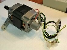 Front Load Washer Drive Motor WP8182793 TESTED