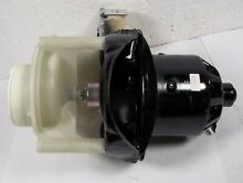 Dishwasher Motor Pump Kit WD26X0078 Complete Assembly shaded pole replacement