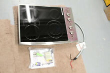 30  GE Electric cooktop   General Electric model   PP932SM3SS