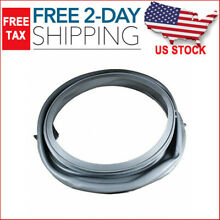 Washer Door Rubber Seal For Maytag 2000 Mhwe200Xw00 Whirlpool Duet Wfw9150Ww01