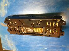 WB27T10305 GE Kenmore Double Oven Control Board