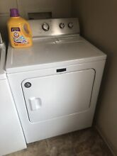 Whirlpool 3 5 cu ft High Efficiency Top Load Washer and Whirlpool Electric Dryer