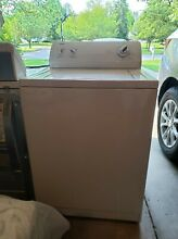 Washer and Dryer  Kenmore 500 Series