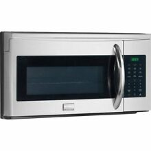 Frigidaire Gallery FGMV175QFA 30  1 7 cu  ft  Over the Range Microwave Oven