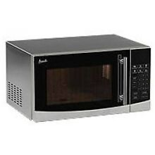 AVANTI MO1108SST 1 1 Cu  Ft  Capacity Stainless Steel Touch Microwave Oven