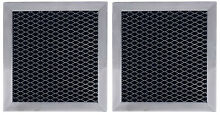 2  Compatible with Whirlpool 8206230A Microwave Hood Charcoal Filters