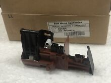 OEM  Bosch 497255 Washer Door Lock Assembly NEW
