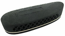 Pachmayr Deluxe Field 325 Recoil Pad  Small  Black   00010