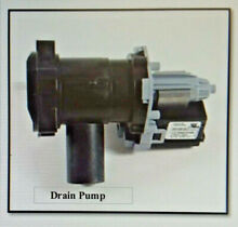 00144640  Bosch Washing Machine Drain Pump