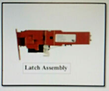 00648526  648526  Bosch Washing Machine Latch Assembly